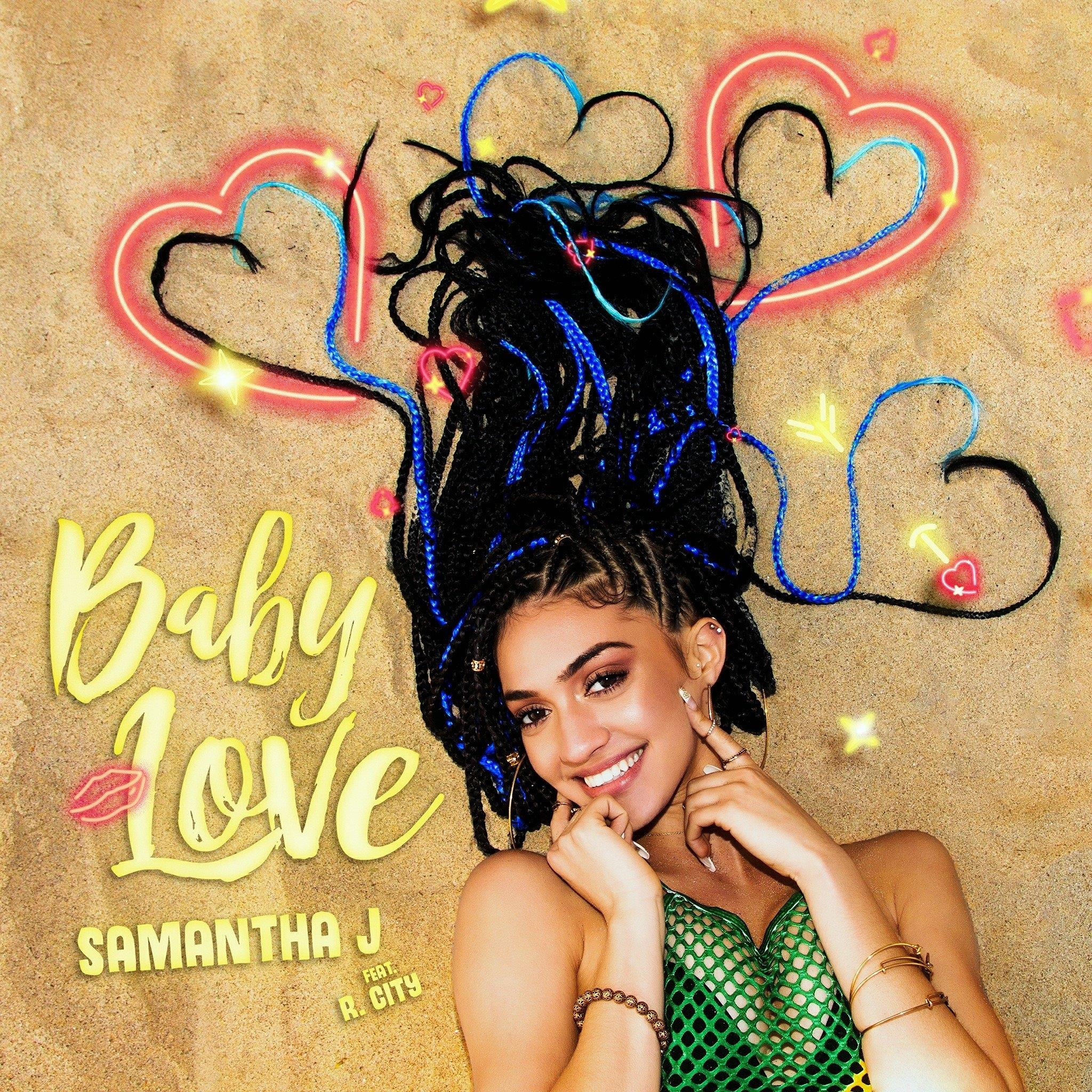 Samantha J – Baby Love Cover